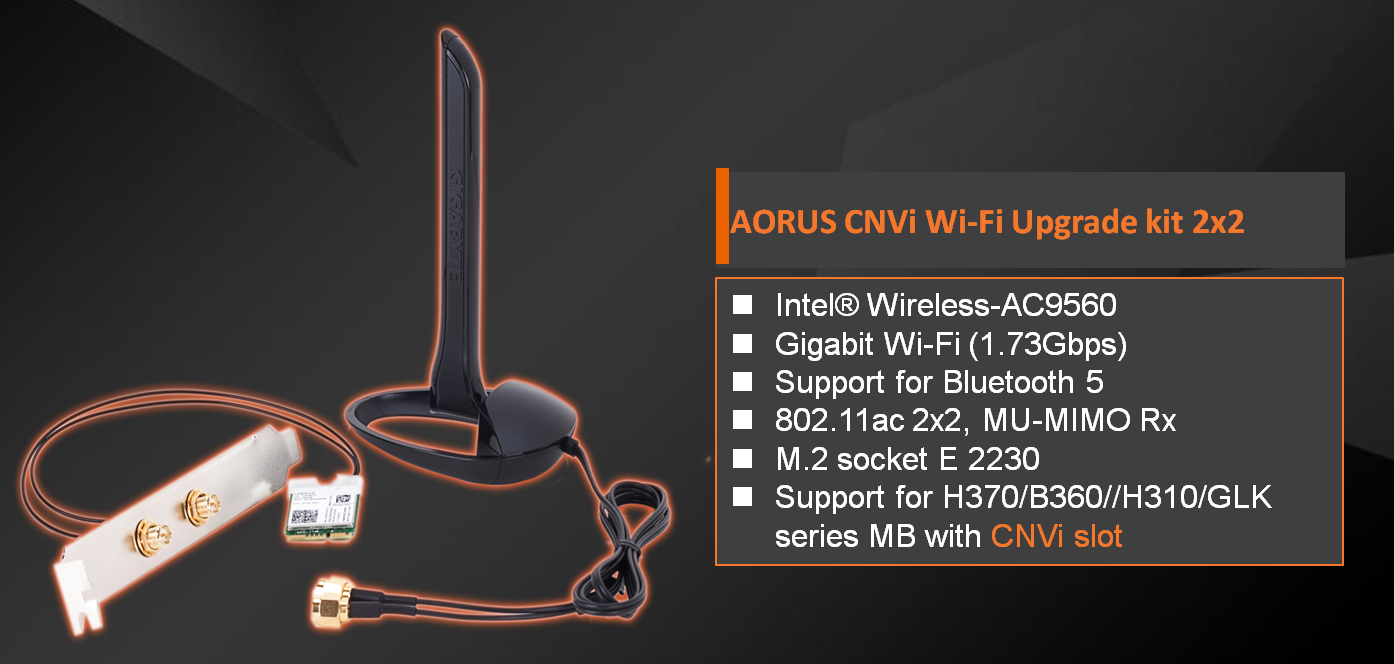 CNVi無線網路擴充卡介紹