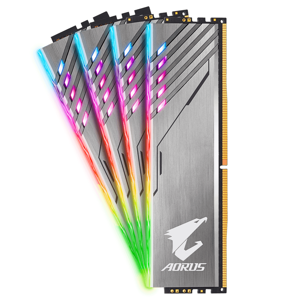 AORUS RGB Memory 3200MHz (Limited Edition)(With Demo Kit)