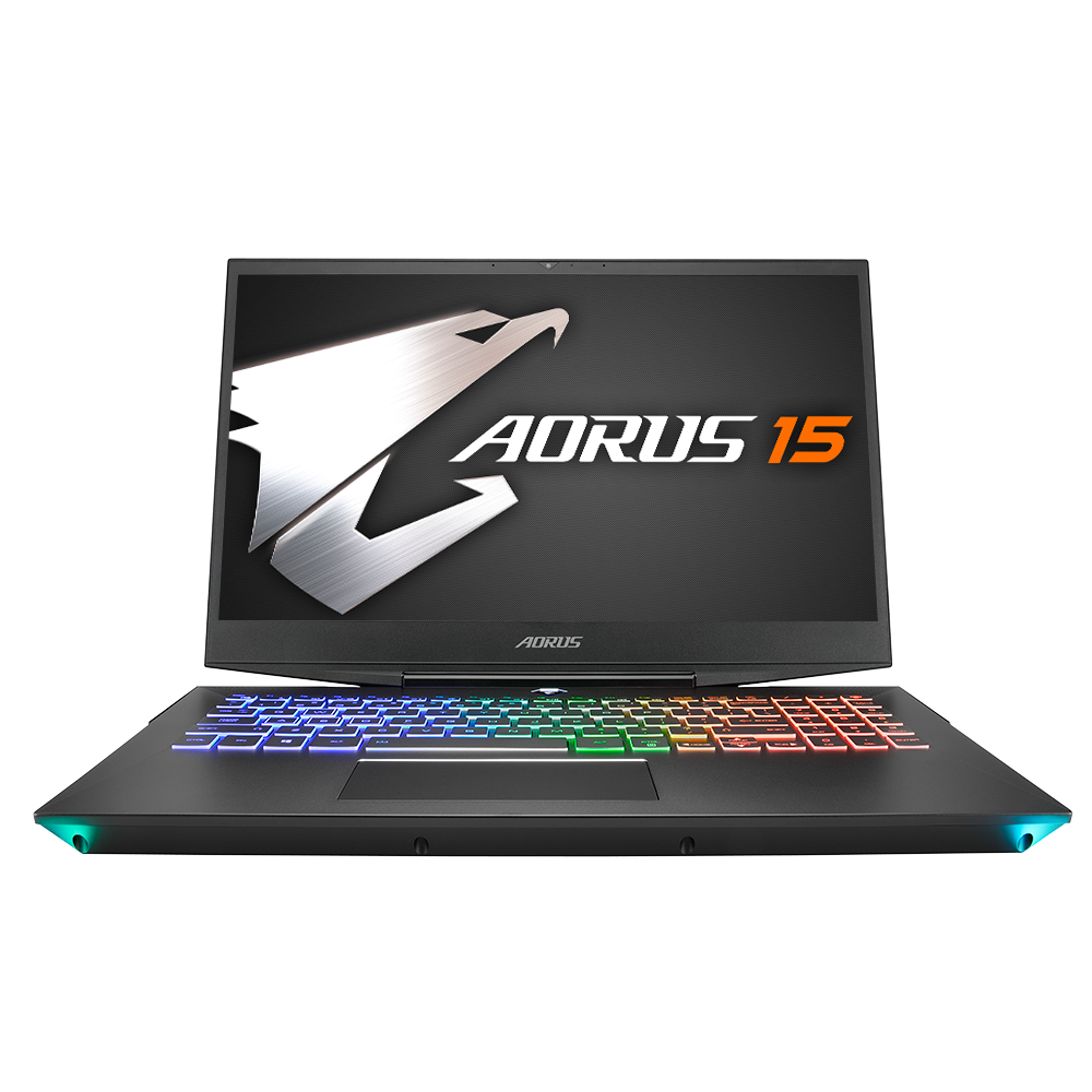 AORUS 15 (Intel 9th Gen)