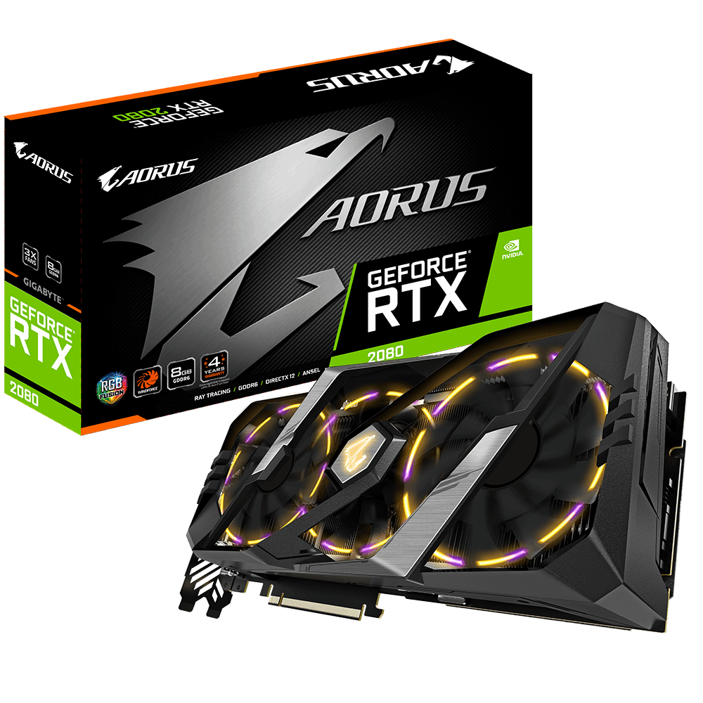 AORUS GeForce RTX™ 2080 8G